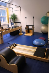 Physiotherapy clinic Areas